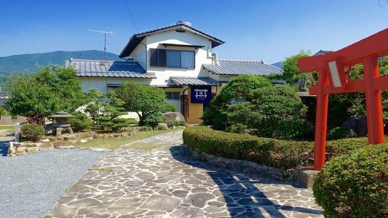 cafe inn ふくゐ 夕日の見える海まで徒歩5分、大入駅から徒【Vacation STAY提供】