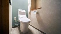 ・最上階スイート/トイレは2か所設置