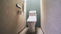 ・ツインルーム/独立タイプのトイレ