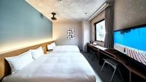 ・ツインルーム/1階のバリアフリールーム