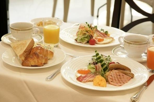 【朝食付】事前決済で楽々チェックインプラン【事前カード決済限定】