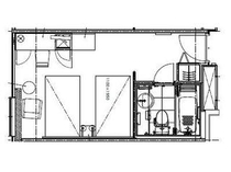 ツイン(モデレート)平面図