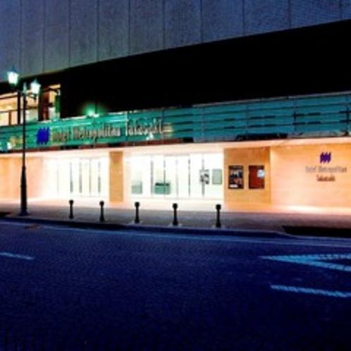 1Fホテルエントランス