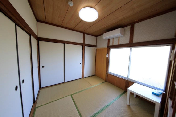4畳の和室
