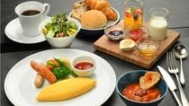 ブラッスリー&バー「ラ・ガレ」 ご朝食 2020年11月12日リニューアル!洋食【Gareプレート】