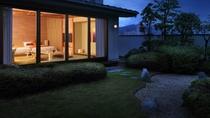≪本館≫ 和洋室/21畳 日本庭園