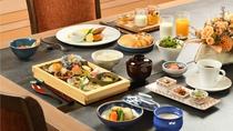 ブラッスリー&バー「ラ・ガレ」 朝食セット(和食・洋食)