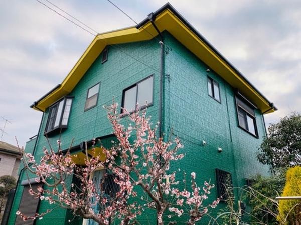 天然素材檜を内装に温かみ溢れるサンハウス【Vacation STAY提供】