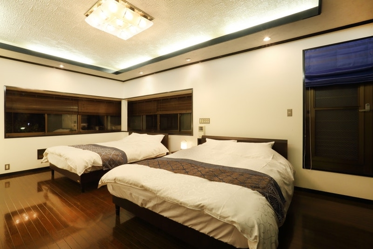 ベッドルーム(4名)