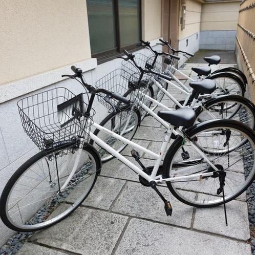 自転車(4台)