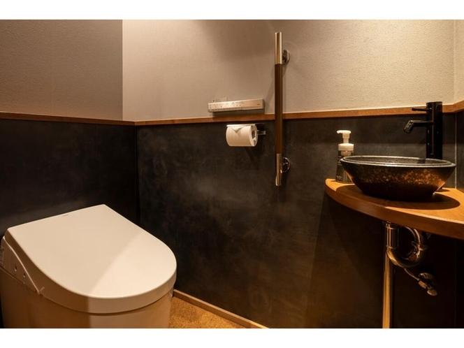 <101号室>温水洗浄付きトイレ