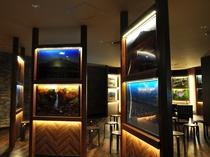 【森のギャラリー】八幡平の美しい風景を写真に収め展示しています。
