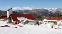 【外観】八幡平の雄大な自然に包まれた冬の当館