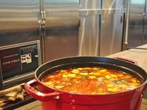 【夕食ブッフェ】仔牛のトマト煮込み(一例)