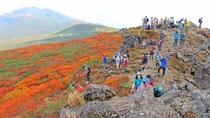 【三ツ石山】秋風が涼しい中でのトレッキングをお楽しみください。