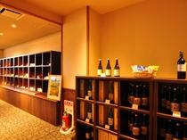 【旬彩館】地元のお酒やおつまみも販売