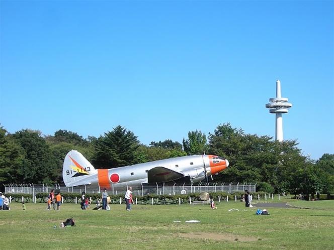 【周辺】所沢航空記念公園