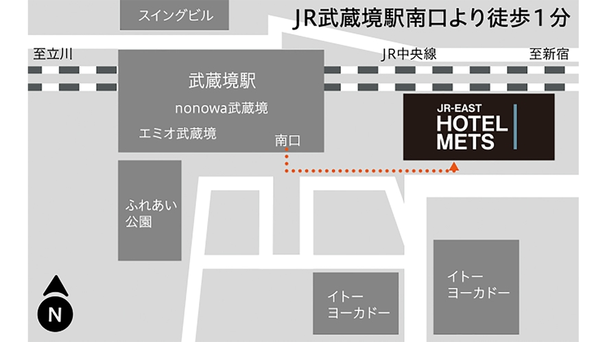 【アクセス】周辺地図