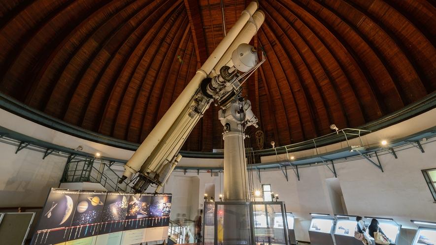 【観光】国立天文台