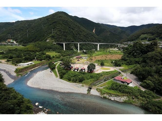 渓流ヴィラITSUKI(全景)