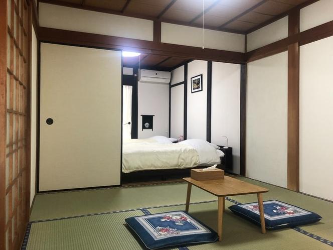 客室(畳)