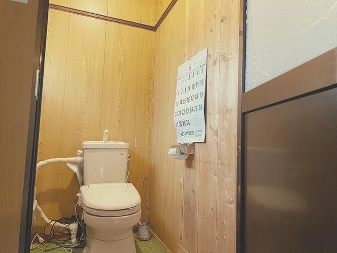 ゲスト専用お手洗い
