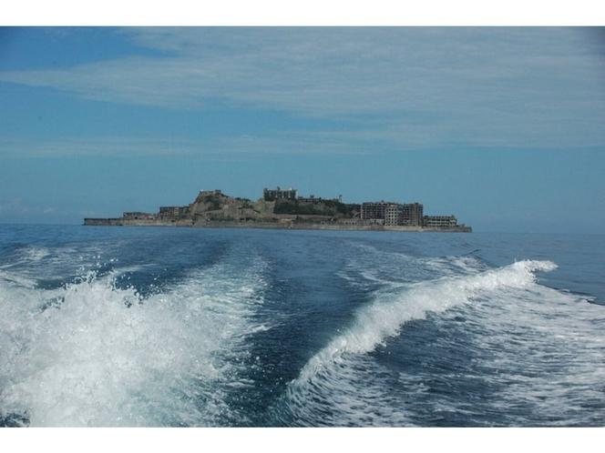 軍艦島ツアーに行かれる方は、飽の浦周辺の明治日本の産業革命遺産にもぜひお立ち寄りください。