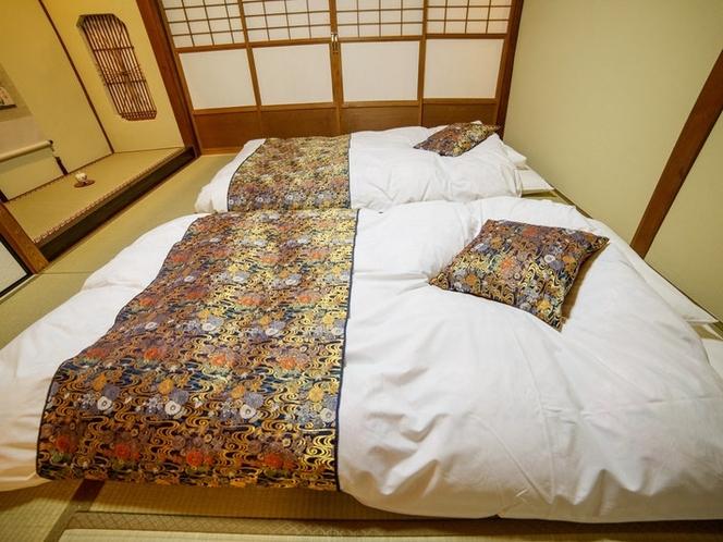 8畳和室はメインの寝室としてお使いください