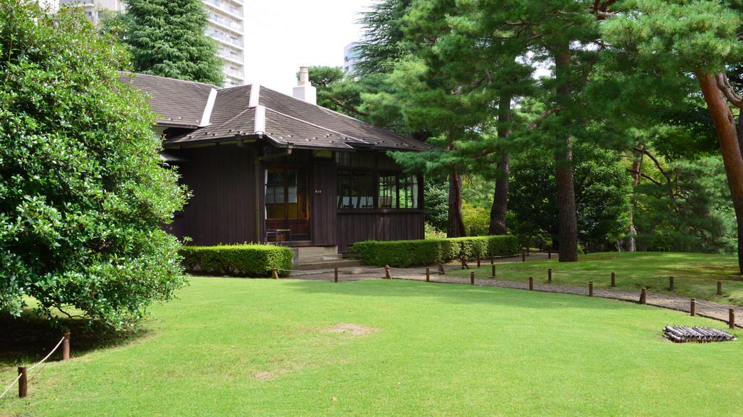 【観光】殿ヶ谷戸庭園