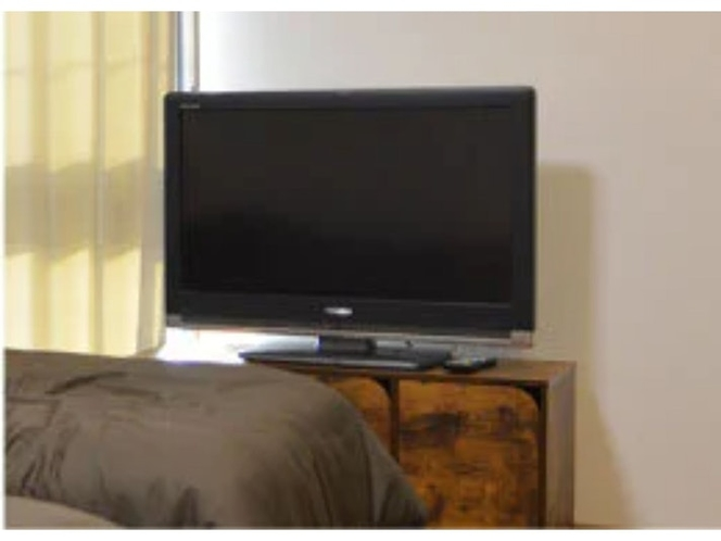 備え付けテレビあり