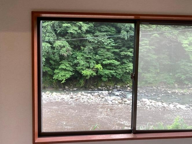 お部屋からの眺望