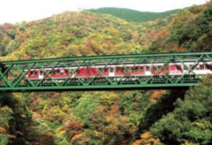 出山の鉄橋 ...