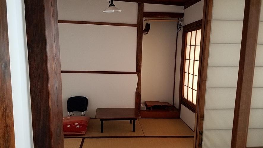 2階和室4畳半