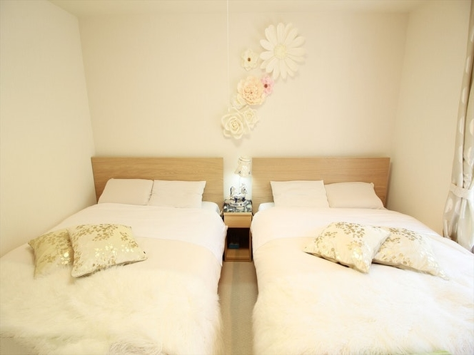 Sunny bed room