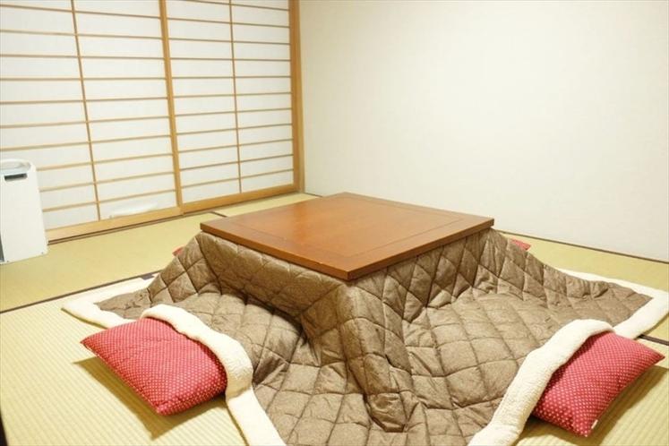 Kotatsu 冬は暖かこたつでゆっくりと