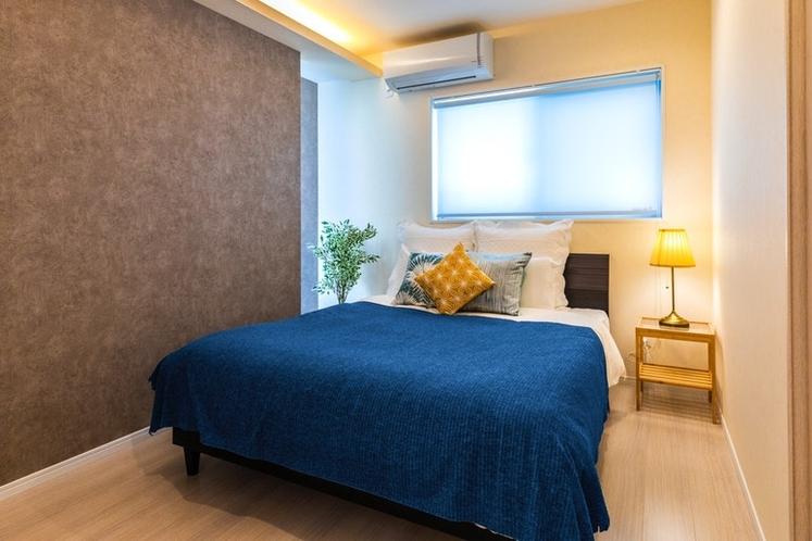 ベッドルーム301