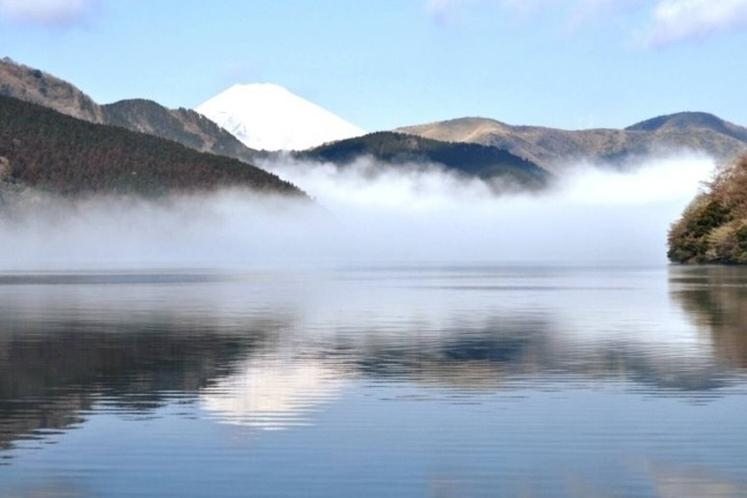 芦ノ湖 Ashinoko Lake
