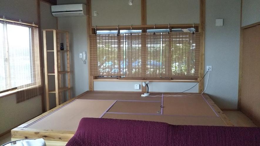 客室(暖房畳)