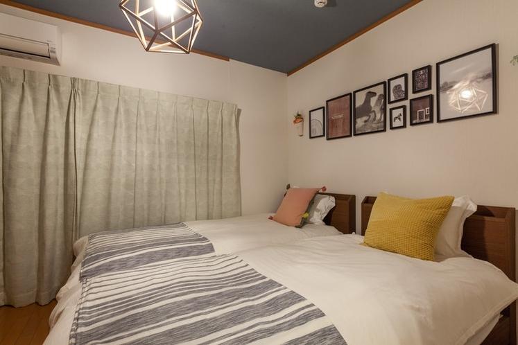 1F寝室(洋室)です。