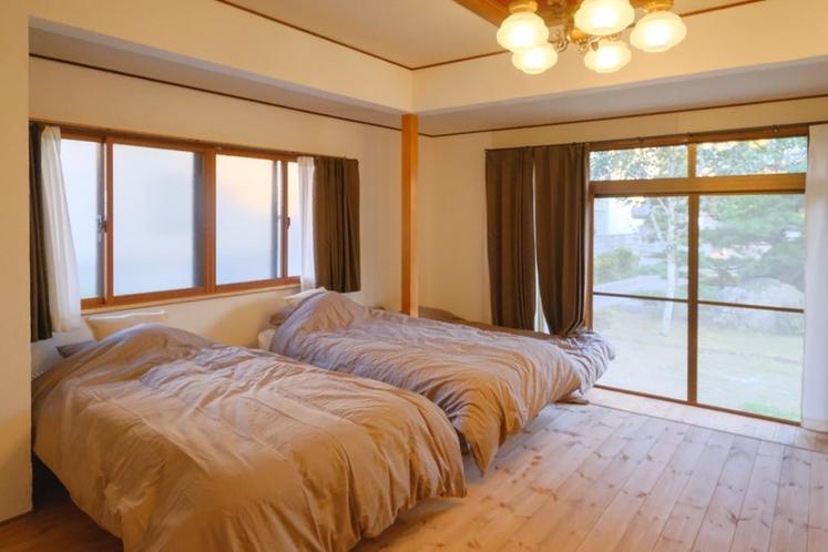 3人用寝室