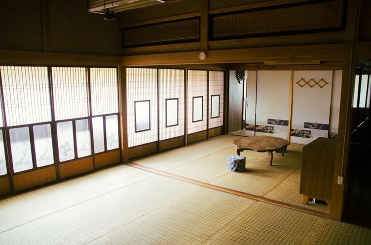 18畳の大和室