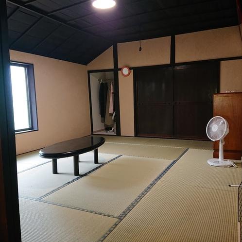和室は皆の寛ぎスペース