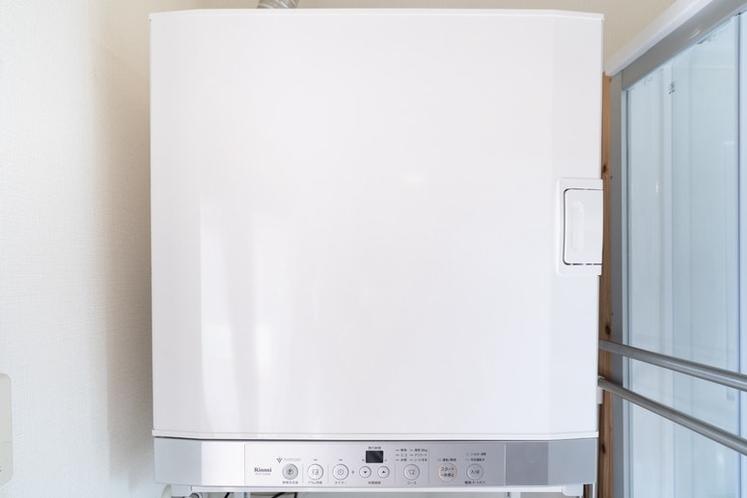 ガス乾燥機 / Gas Dryer