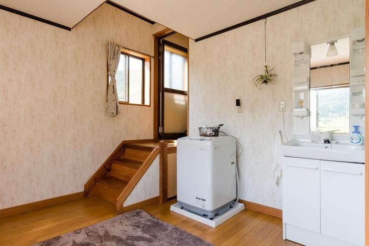 ゲスト専用のバスルーム