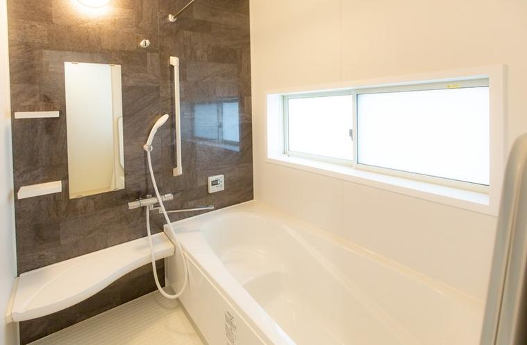 お風呂場となります。