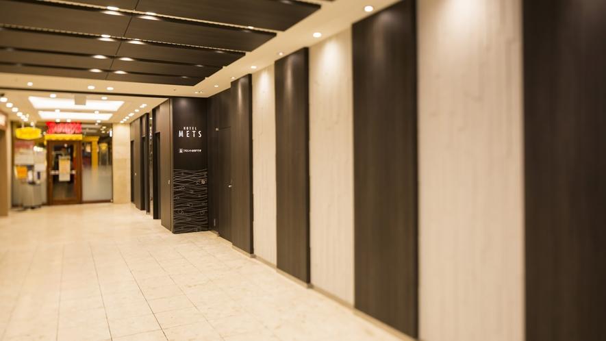 【施設】エレベーターホール