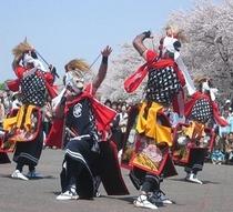 ●北上の郷土芸能 鬼剣舞
