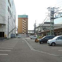 CoCoLo東口駐車場