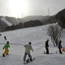 町営赤沢スキー場