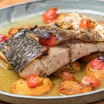 本日の鮮魚 プロバンス風オーブン焼き